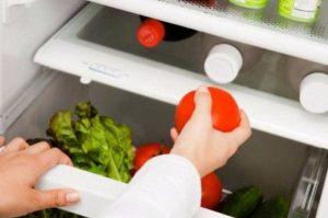 tomates au frigo