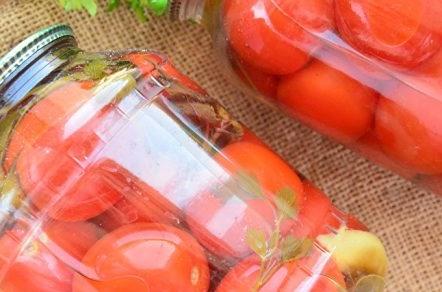 вкусни домати за зимата