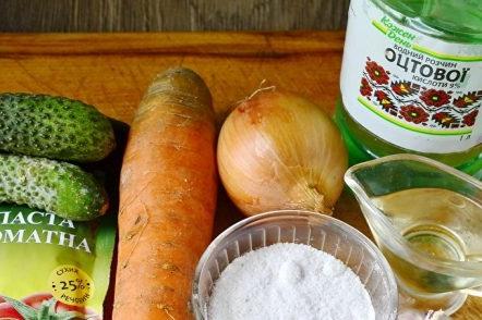 съставки за краставица