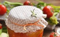 Squash in Tomato