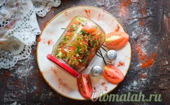 Корейски домати
