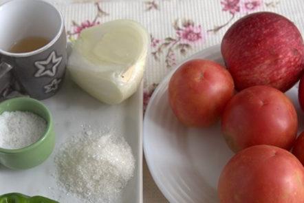 ingredients for juice