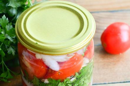 Готови домати на полски език