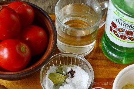 ingrédients de la recette