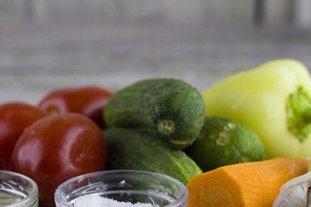 съставки на салати