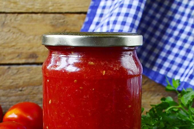 доматено пюре