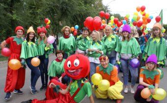 Journée de la tomate Minusinsk