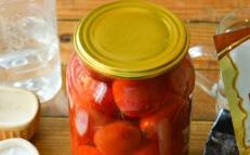 Tomates à la moutarde
