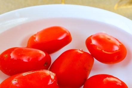 приготвяне на домати