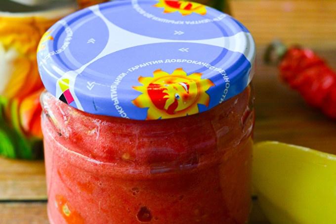 Аджика домати