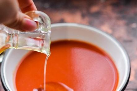 ajouter du beurre au jus