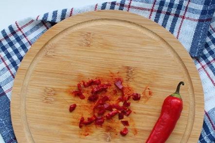 crushed hot pepper