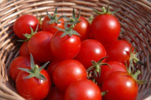 How much lycopene in tomatoes