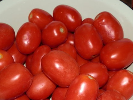 tomatoes for juice