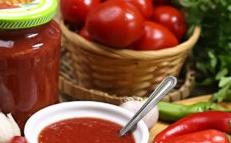 Василий доматен сос