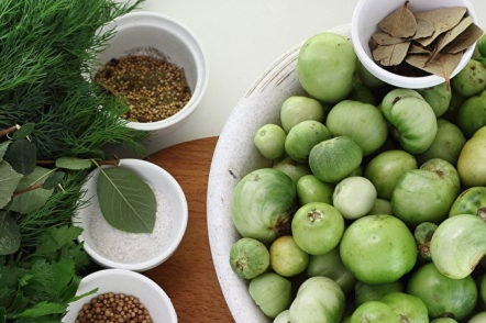 ingredients for pickling