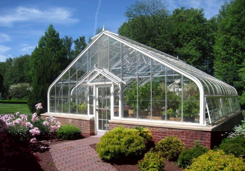 heated greenhouse