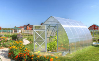 How to install a greenhouse