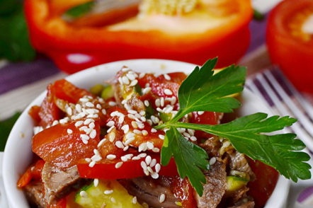 ready salad