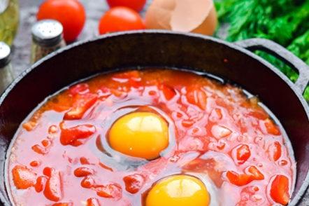 add raw eggs