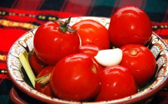 Tomatoes for pickling