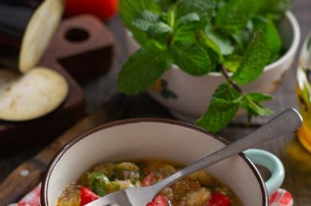 délicieuse salade de légumes