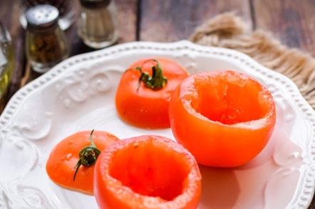 домати без сърцевина