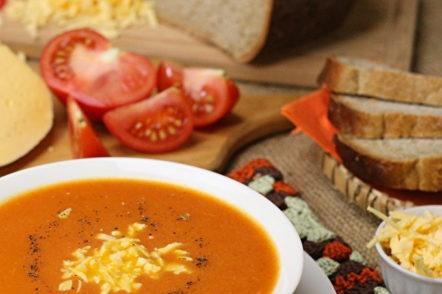 доматено пюре от супа