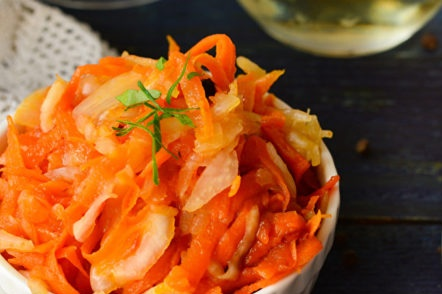 stewed sauerkraut