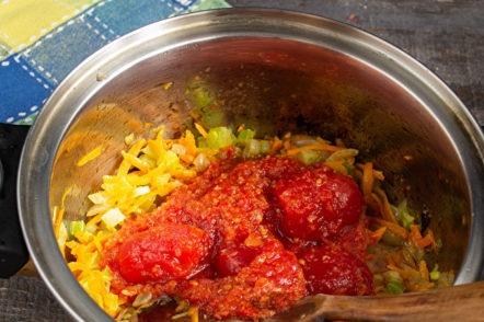 ajouter des tomates