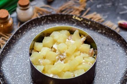 pineapple layer