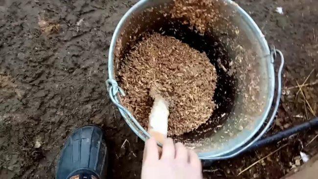 for mushroom beds