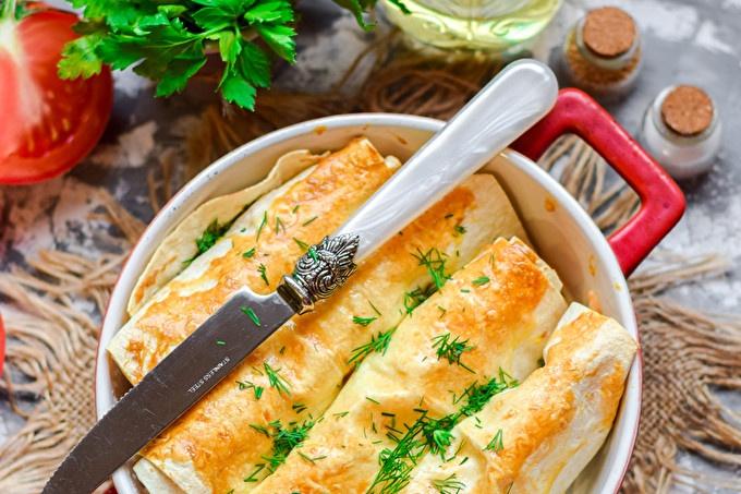 pita bread rolls